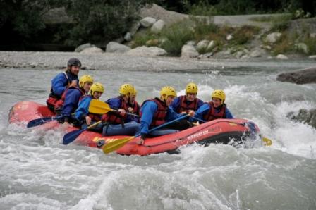 Nantahala Wild River Adventure