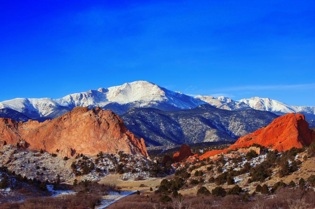 Colorado Camping Destination