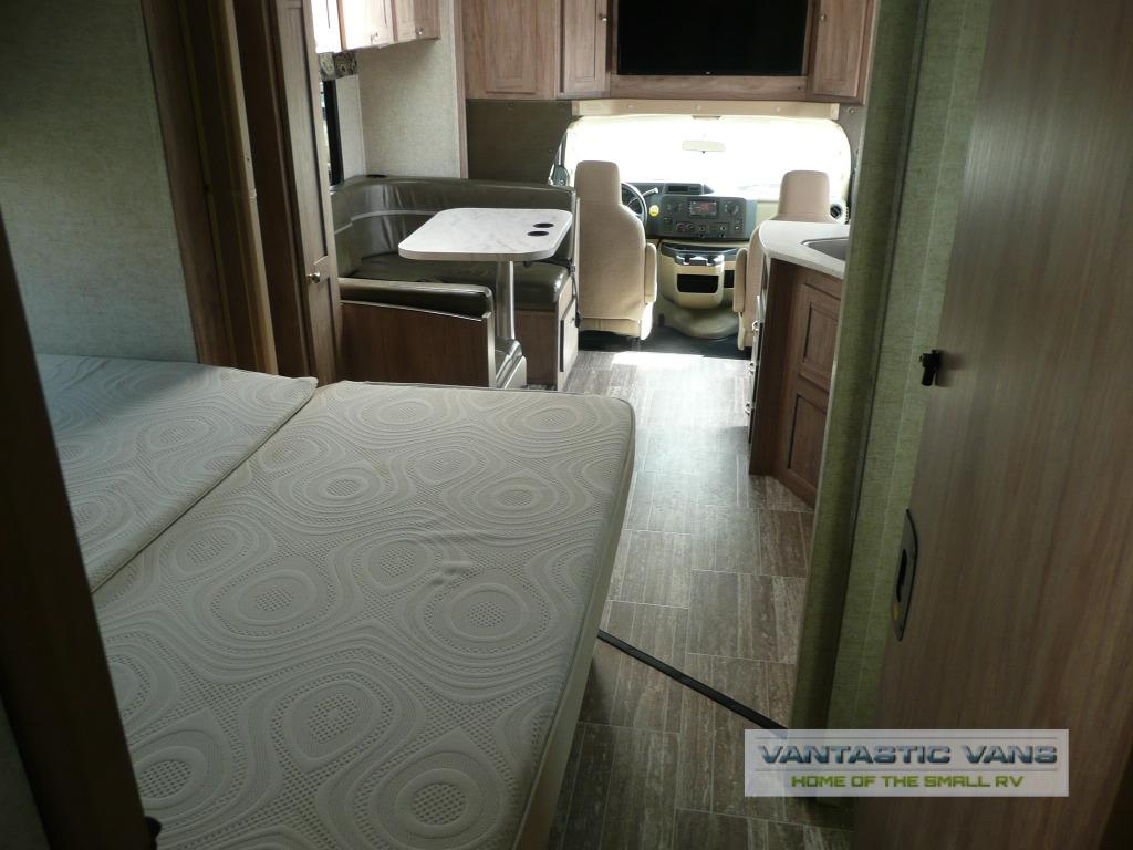 RVs with Front Entertainment